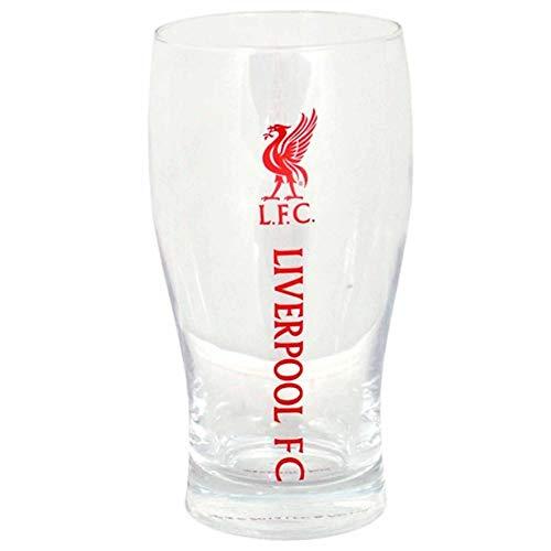 Pint-Glas, offizielles Premier League Liverpool FC Wappen