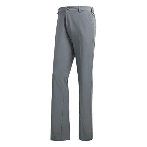 adidas Golf Men's Ultimate Regular Fit Pants, Vista Grey, Size 36/32