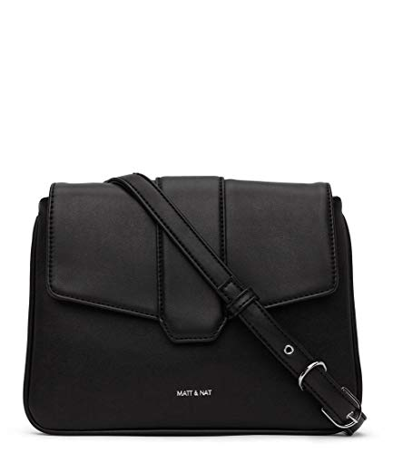Matt & Nat Loom Ito Crossbody bag black