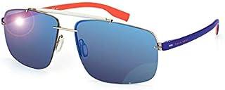 هوغو بوس نظارة شمسية للرجال، ازرق
