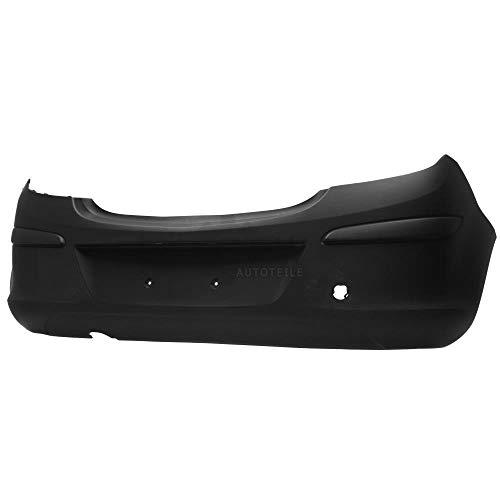 Stoßstange hinten für Corsa D Bj. 06->> nur 5-Tür ABS Kunststoff