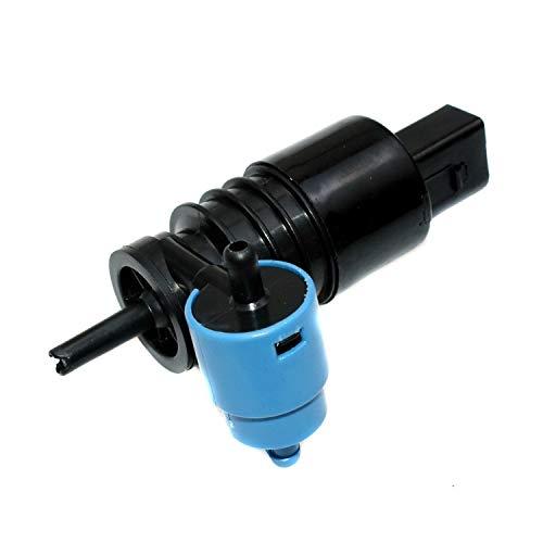 YJDTYM Scheibenwischer Motor Wischer Wasser-Spray Washer Pump/Fit for Opel ADAM/Fit for Astra J/Fit for Corsa E/Fit for Insignia/Fit for Mokka X Zafira C 13250357