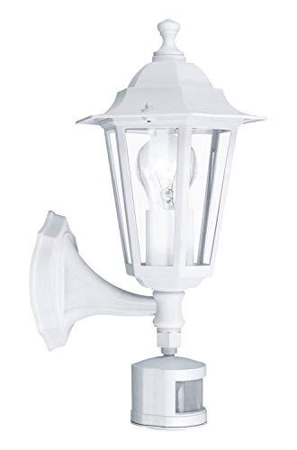 Eglo 22464 Lanterne, aluminium, E27, transparent