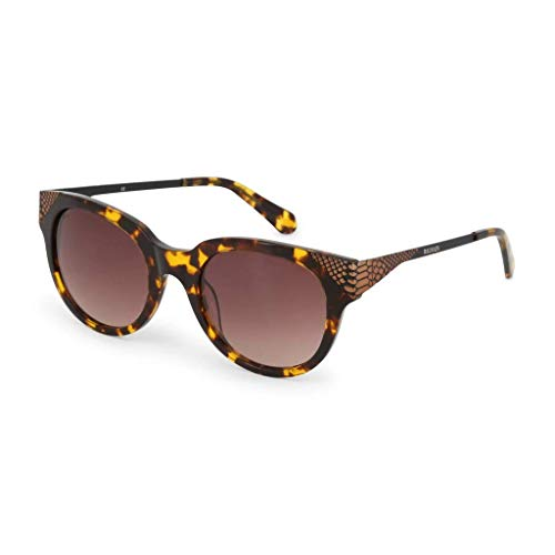 Balmain Paris Damen Sonnenbrille braun gemustert, UV3, NEU & OVP mit Box