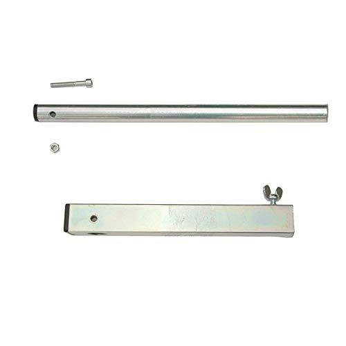 SANPRO Adapterset für 3 Arm Rohrrichter (Zum Verbundrohr Richten) und Rohrhaspel