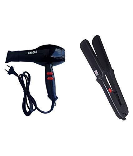 Beldaenova Professional 1500 Watt Hair Dryer and Hair Straightener for Men and...