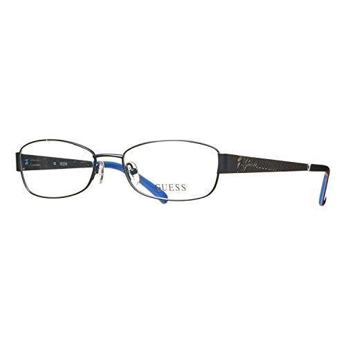GUEX5 GU2404 53B24 Brille GU2404 53B24 Oval Brillengestelle 53, Blau