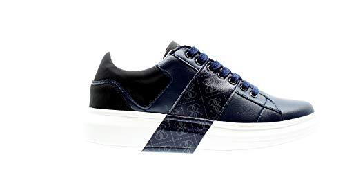 Guess - Zapatillas deportivas para hombre Azul Size: 45 EU