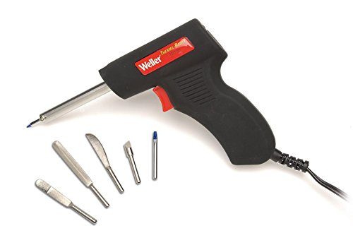 Weller TB100EU 30/130 Watt/230 Volt Therma-Boost soldeerbout en snijapparaat met puntenset