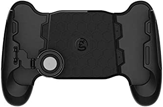 Black Gamesir F1 Joystick Grip Extended Handle Game Controller Ultra-Portable Five-Angle Gamepad for All Smartphone