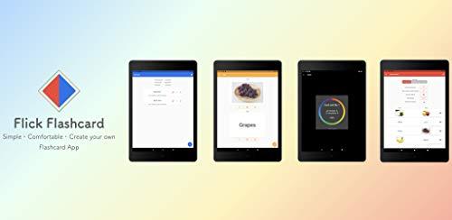 『単語帳メーカー 画像対応 Flick Flashcard』のトップ画像