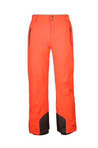 Killtec Herren Enosh Skihose, Orange, S