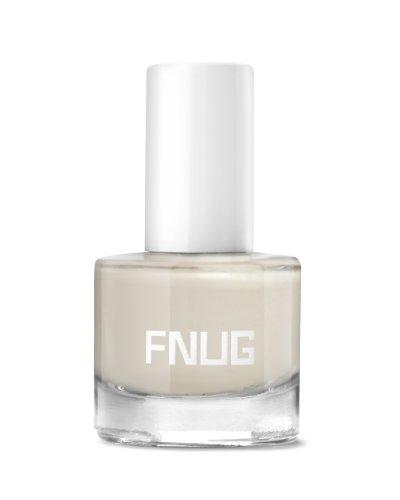FNUG Nude/Pearl Coloured Long Lasting Chip Resistant Nail Polish Shade Hip Newcomer 8.5ml