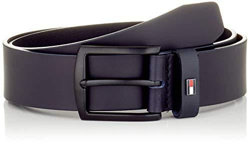 Tommy Hilfiger Denton Leather 3.5 Set di Accessori Invernali, Desert Sky, 80 Uomo