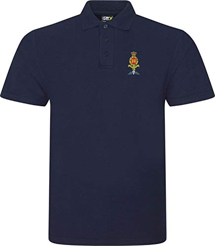 7 Parachute Regiment Royal Horse Artillery - British Army Embroidered Polo Shirt