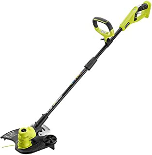 Ryobi 18-Volt Lithium-Ion Cordless String Trimmer/Edger ZRP2008A - Battery and Charger Not Included (Certified Refurb)