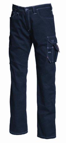 Tranemo 7720-15-32-C48 Jeans Craftsmen Pro Größe C48 in marine blau