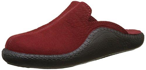 Romika Unisex-Erwachsene Mokasso 102 Pantoffeln, Rot (Rot 400), 38 EU