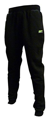 MusclePharm Homme Logo tissée Stretch Jog Bottoms Jogging Pantalons Gym Shorts S-2XL