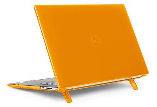 mCover Hartschalen-Schutzhülle für Dell XPS 15 9500 / Precision 5550 Serie 2020 (39,6 cm / 15,6 Zoll), Orange