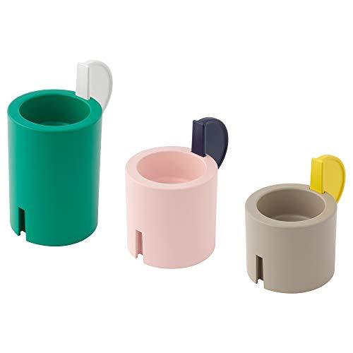 IKEA.. 104.160.51 Ädelhet Kerzenleuchter/Teelicht Hldr, 3er Set