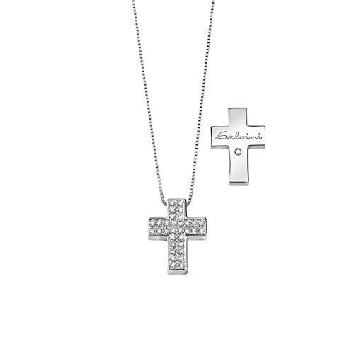 Salvini I Segni Collana con Croce
