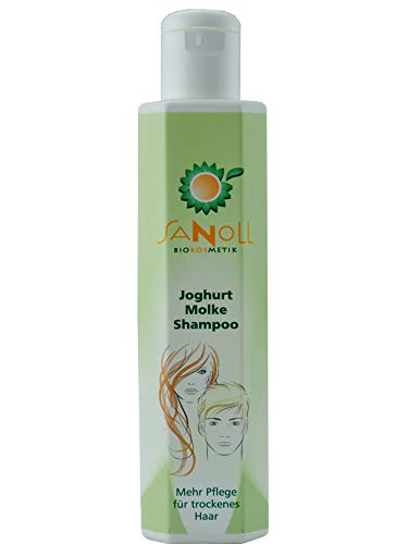 Joghurt Molke Shampoo 200 ml