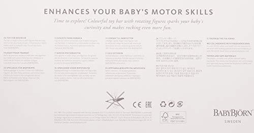 ベビービョルン【日本正規品保証付】バウンサー用トーイフライングフレンズ080099