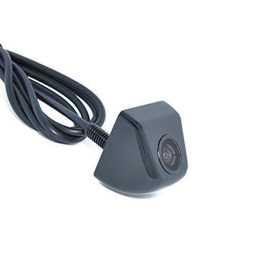 DUTTY Rückfahrkamera 170 ° CMOS HD Wasserdichtes Nachtsichtauto Rückfahrkamera Universal für Auto Cars Minivan Truck (HD-005)