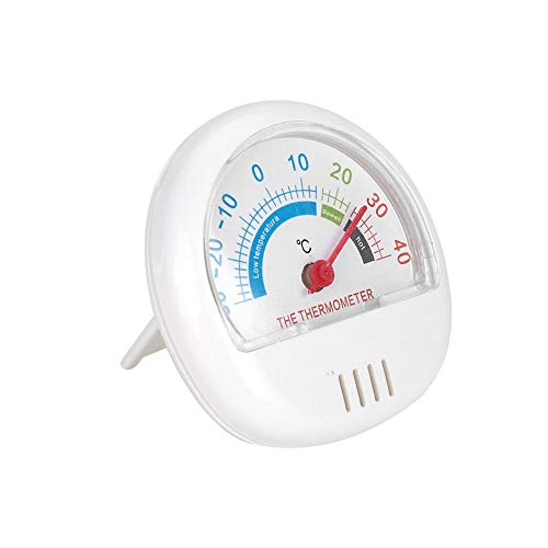 vriezer Thermometer, Koelkast Grote Wijzerplaat Thermometer Timer
