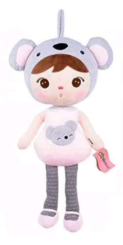 Mar's - Muñeca de Trapo   Muñeca de Peluche 45cm   Regalo niña   Regalo Bebe   Koala