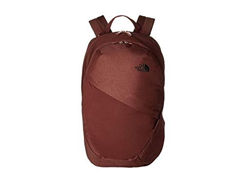 The North Face Womens Isabella Laptop Backpack- Sale Colors (Sequoia Red Light