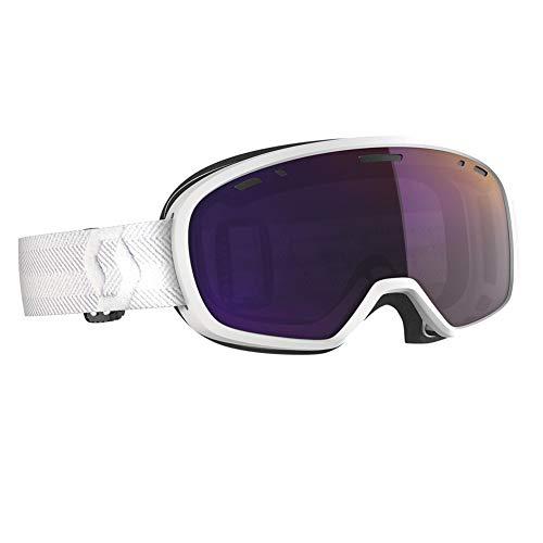 Scott Muse Pro Skibrille weiß Einheitsgröße