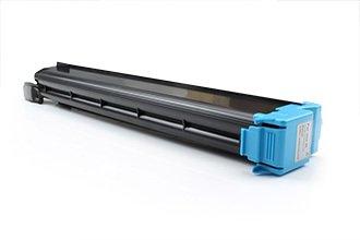 Konica Minolta Bizhub C451/C550/C650 Cyan Cartucho de Toner Generico - Reemplaza A070450/TN611C