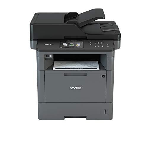 Brother MFC-L5750DW Imprimante Multifonction 4 en 1 Laser   Monochrome   A4   Recto-Verso   Wi-Fi   AirPrint