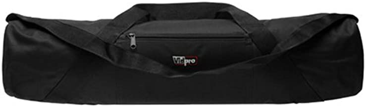 VidPro TC-27 Padded Tripod Bag carries 27-Inch Long Tripods
