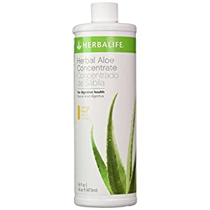 Herbalife Herbal Aloe Drink (Concentrate)16 oz – New Mango Flavor! Aloe Vera herbalife