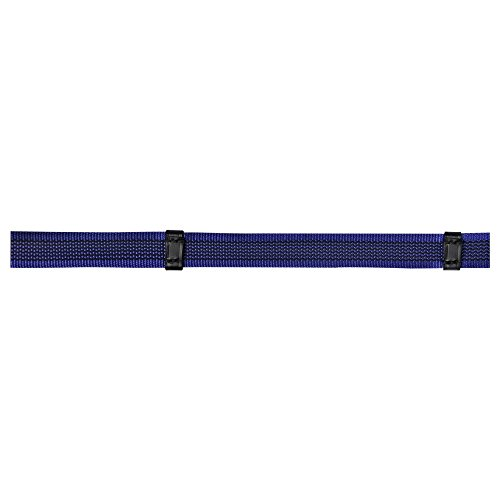 Waldhausen X-Line Anti-Slip-Zügel, blau, Warmblut