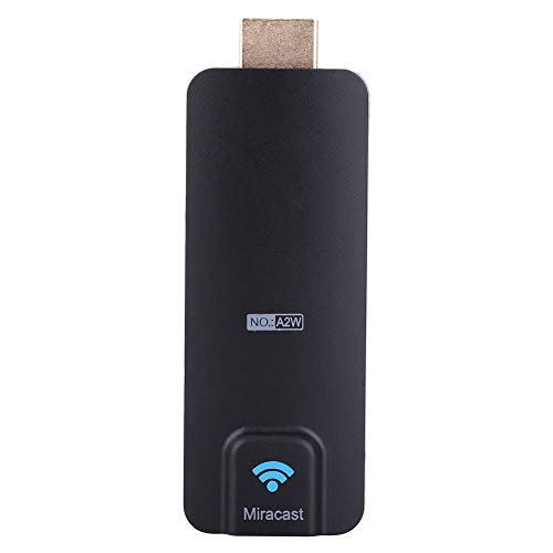 Socobeta Wireless USB Ultra Full HD Portable Miracast Dongle HDMI Multifunctional with USB Power Cable
