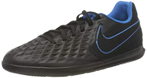 Nike Herren AT6110-090_45,5 Indoor Football Trainers, Black, 45.5 EU