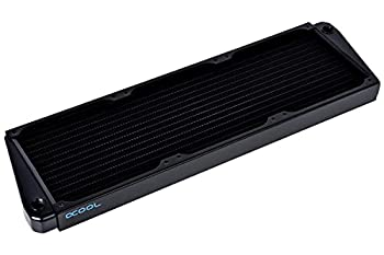 Alphacool 14243 NexXxoS ST30 Full Copper X-Flow 420mm Radiator Water Cooling Radiators
