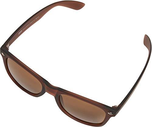 Urban Classics Unisex Sunglasses Likoma UC Sonnenbrille, Brown, one size