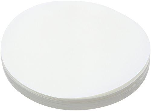 Camlab 1171058grado 601[1] uso General papel de filtro, tamaño mediano velocidad de filtrado, 150mm de diámetro (Pack de 100)