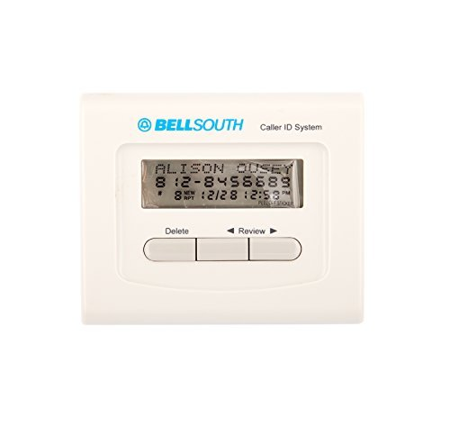 Bell South Caller ID Name and Number (CI-61)