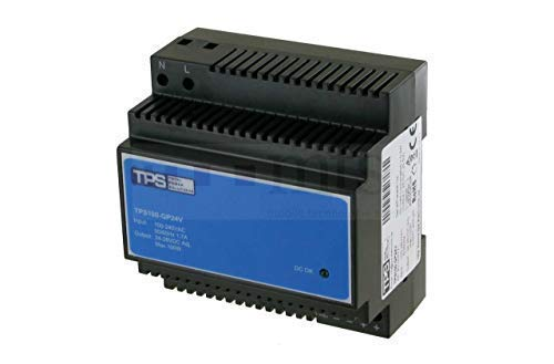 TPS100-GP24V / TDR100 / VK DIN-rail voeding/DIN Rail power supply, gestabiliseerd, 24 V, 100 W