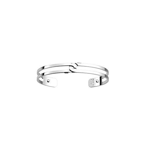 Les Georgettes Bracelet Femme Maillon Argenté