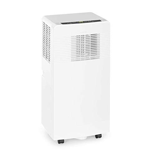 Klarstein DryFy Connect Luftentfeuchter Dehumidifier Kompressionsluftentfeuchter, WiFi-Schnittstelle, 230 m³ Luftumwälzung pro Stunde, Entfeuchtungsleistung 50 l pro Tag, antikweißes Designgehäuse
