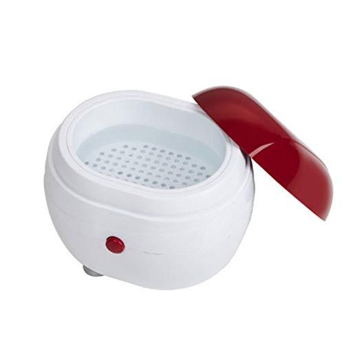 Level Tragbare Ultraschall-Schmuck-Washing-Reinigungs-Maschine Haushalt Lenses Uhren Zahnersatz Waschmaschine Reiniger