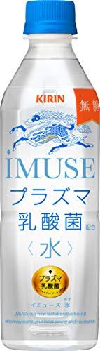 キリン iMUSE 水 500mlPET ×24本