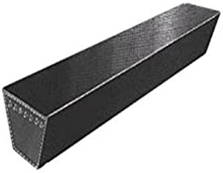 Jason Industrial 3L270 Fractional Horsepower V-Belt, Natural Rubber, 27